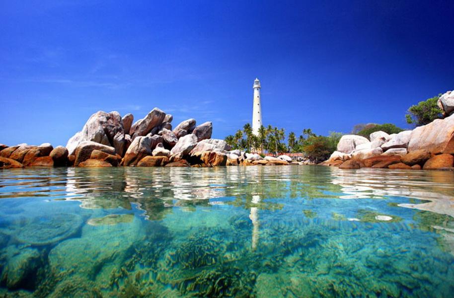251 Tempat Wisata di Kepulauan Bangka Belitung - Tempat.me
