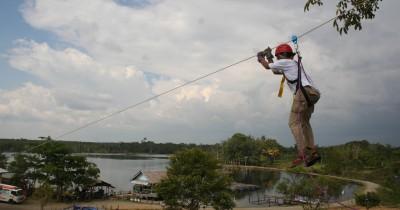 Danau Geunang Guedong, Danau Indah dan Menawan di Aceh Barat