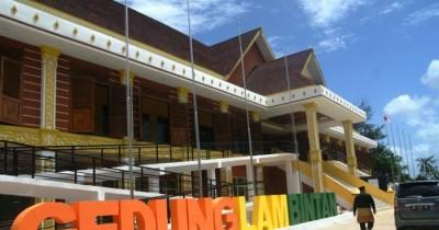 Gedung LAM Bintan, Gedung Serbaguna Yang Populer Sebagai Tempat Resepsi Pernikahan