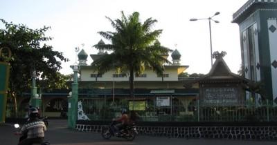 Masjid Raya Al Hikmah Tanjung Pinang, Icon Kota Dengan Sejarah Unik Pembangunanya