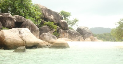 Pulau Nyamuk, Menengok Keindahan Terumbu Karang di Kawasan Konservatif Kepulauan Riau
