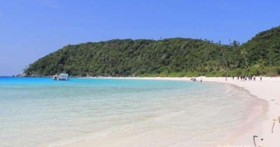 Pulau Panjang, Pulau Cantik Dengan Garis Pantai Sepanjang 2 Kilo Meter