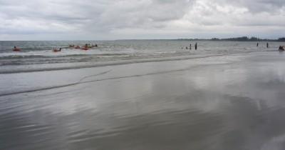 Pantai Jakat, Menikmati Keindahan Senja di Bengkulu