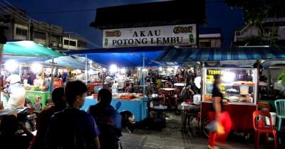 Akau Potong Lembu, Surganya Pecinta Kuliner Nusantara