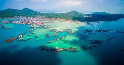 Pulau Sedanau, Surga Pulau Kecil di Sudut Kota Batam