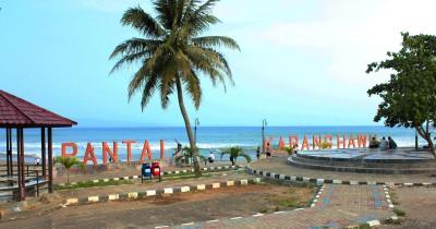 Pantai Karang Hawu, Pesona Keindahan Alam dan Legenda Mistis di Tanah Sukabumi