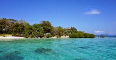 Pulau Temawan, Surga Terumbu Karang Daerah Terluar Indonesia