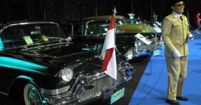 Museum Mobil Sentul, Tempat Bersejarah Yang Wajib Dikunjungi Penggila Mobil Antik