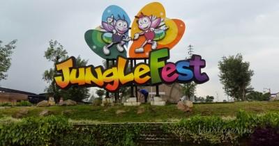 The Jungle Fest, Wahana Hiburan Keluarga Paling Populer di Bogor