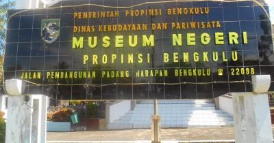 Museum Negeri, Wisata Sejarah di Bengkulu