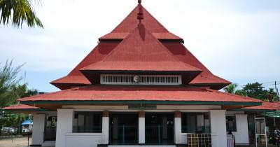 Masjid Jamik Bengkulu, Sepenggal Kisah Peninggalan Sukarno