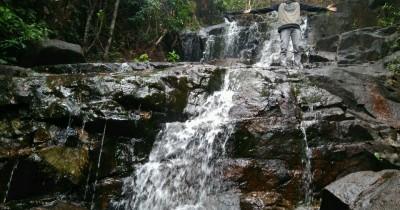 Air Terjun Gunung Lengkuas, Menikmati Potensi Wisata Alam Berbadu Petualangan