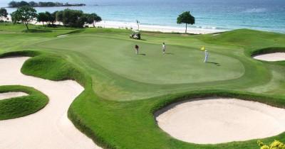 Ria Bintan Golf Club, Lapangan Golf Eksklusif Tepi Pantai Bintan