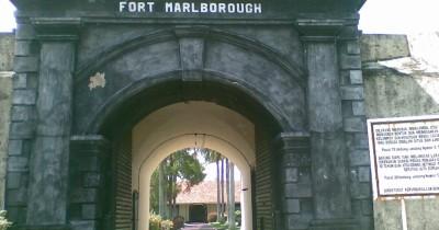 Benteng Marlborough, Situs Bersejarah di Bengkulu