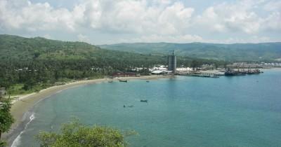 Pantai Ujong Batee, Nuansa Pantai Berlaut Biru Dekat Pusat Kota Meulaboh