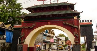 Kampung Cina, Wisata Sejarah Peninggalan Masa Lalu