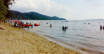 Pantai Melayu, Spot Wisata Pantai Populer Pulau Rempang Batam