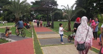 Taman Heulang, Spot Nongkrong Asik Anak-anak Hits Bogor