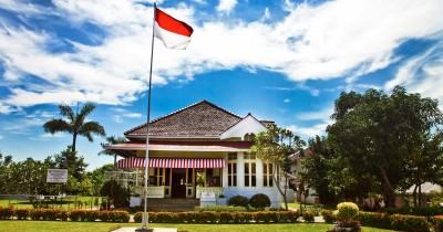 Rumah Pengasingan Presiden Pertama RI di Bengkulu