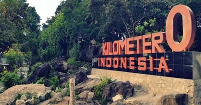Tugu Nol Kilometer, Monumen di Ujung Barat Indonesia