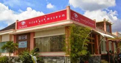 Museum De Mata, Museum 3D Tempat Hunting Foto di Jogja