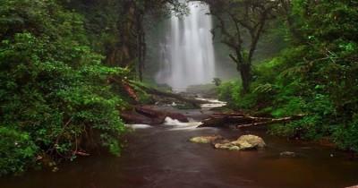 Air Terjun Renah Pemetik, Pesona Alam Kerinci dibalik Tebing-Tebing Tinggi