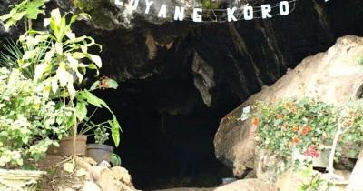 Goa Loyang Koro, Goa Legendaris yang Sarat Akan Sejarah