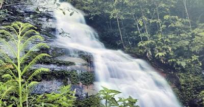 Air Terjun Talang Kemulun, Panorama Sebuah Air Terjun Berundak yang Memukau