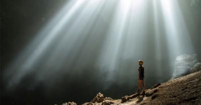 Goa Jomblang, Fenomena Cahaya Surga di Goa Bawah Tanah
