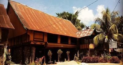 Rumah Tuo Rantau Panjang, Rumah Adat Berusia Ratusan Tahun di Merangin