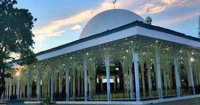 Masjid Agung Al-Falah, Masjid Seribu Tiang Kebanggan Jambi