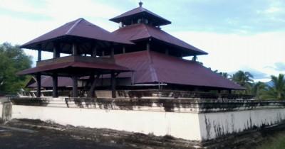 Masjid Indrapuri, Saksi Bisu Perjalanan Sejarah Aceh