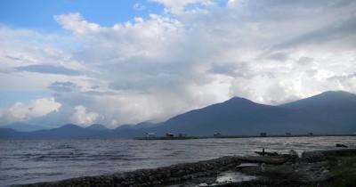 Pantai Indah Koto Petai, Pantai Eksotis di Tepi Danau Kerinci