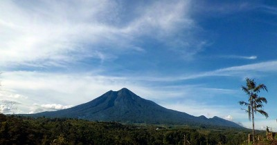 Gunung Masurai, Surga Baru bagi Para Pendaki di Kabupaten Merangin