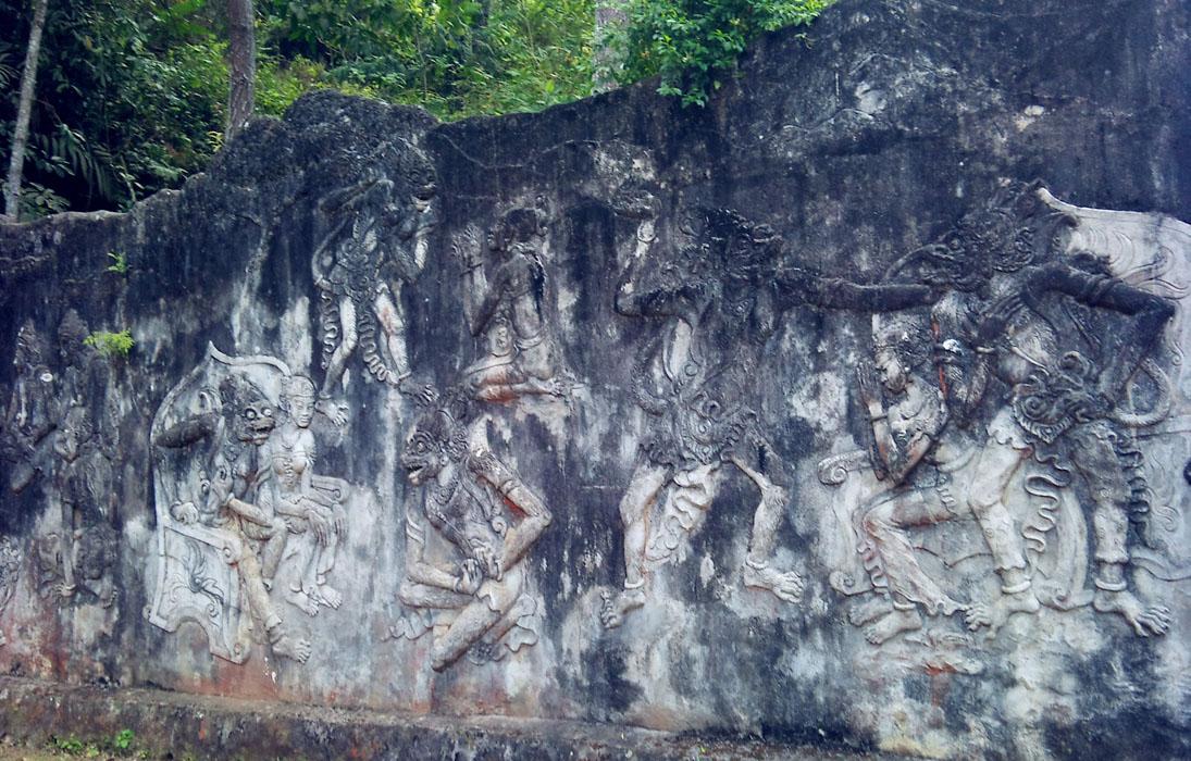 Goa Kiskendo, Goa Yang Berbalut Kisah Pewayangan