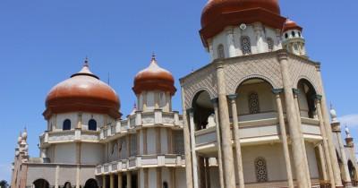 Masjid Agung Meulaboh, Masjid Dengan Arsitektur Indah di Aceh