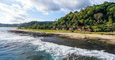 Pantai Nancala, Spot Surfing Terbaik di Pulau Simeulue