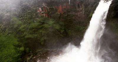 Air Terjun Telun Berasap, Air Terjun Paling Populer di Kabupaten Kerinci