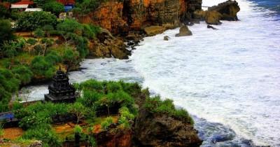 Pantai Ngobaran, Pantai Dengan Nuansa Pulau Dewata