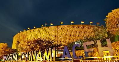 Museum Tsunami Aceh, Kemegahan Sebuah Museum yang Multifungsi