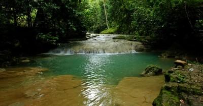 Air Terjun Lepo, Air Terjun Eksotis Tersembunyi di Jogja
