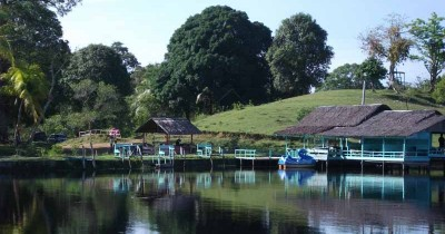 Danau Genang Gedong, Danau Alami Yang Kini Terlupakan