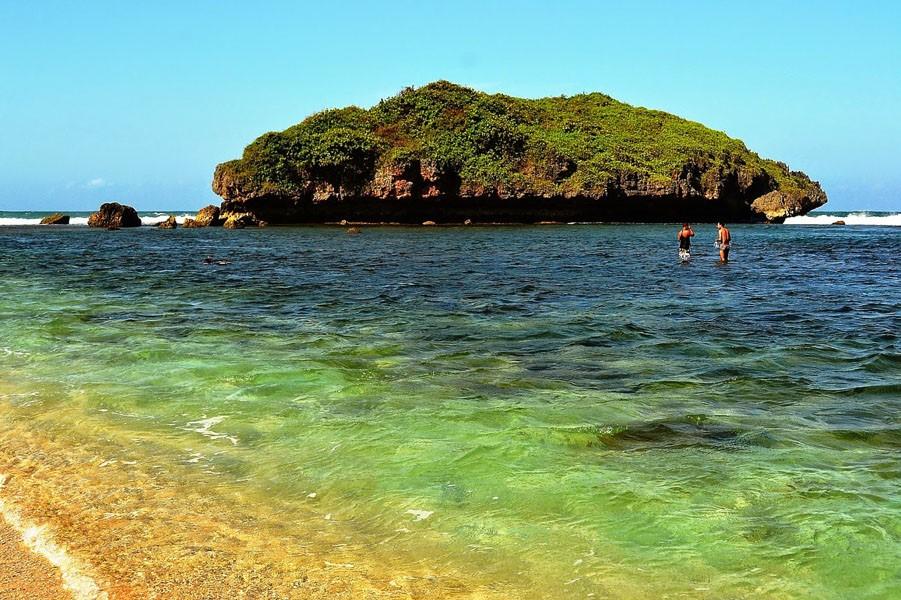 Pantai Sadranan, Spot Snorkeling dengan Sejuta Pesona