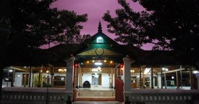 Masjid Kotagede, Masjid Tertua di Jogja Peninggalan Kerajaan Mataram Islam