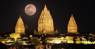 Candi Prambanan, Tempat Wisata Sejarah Peninggalan Umat Hindu