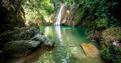 Air Terjun Peucari, Air Terjun Eksotis di Balik Hutan Belantara