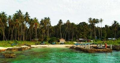 Pulau Teupah, Sebuah Pulau Mungil yang Eksotis di Barat Daya Simeulue