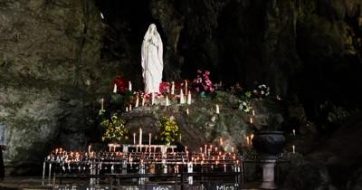 Gua Maria Tritis, Gua Alami Bernuansa Religi