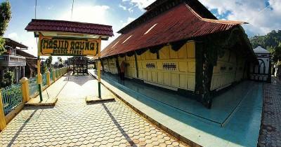 Masjid Agung Pondok Tinggi, Keindahan Sebuah Masjid Kuno di Kerinci