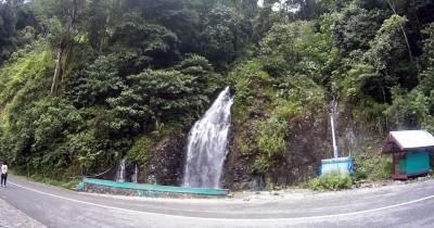 Air Terjun Tangse, Air Terjun Unik yang Berada di Pinggir Jalan